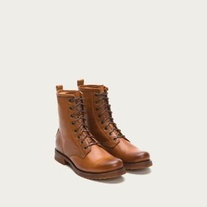 Frye Veronica Combat boots size 8
